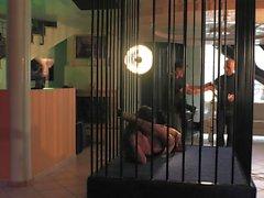BACKSTAGE Amanda Fox EXSTREME