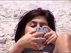 rapido inguine beach shot 22 - 23 , , buono rosa cameltoe