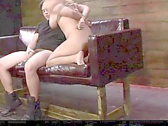 FetishNetwork Kimmy Lee is Tied and Bound Again