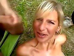 Amatore sesso di gruppo francese - Incontri di fuori - Blacks