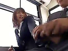Veri Yolu Japanese Kızı Sucking Aletler