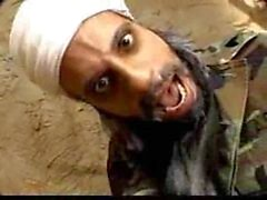 Talibán pareja sucia o mojada EE.UU. Reportero