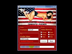 Credits adder xxx webcam