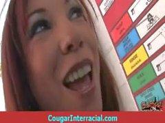 Cougar Wanting Black Hot Nasty Cock 3