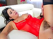 Karlee Grey drilled in doggystyle fuck