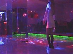 Dancing crossdresser rakip The Hardcore Porno