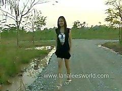 La filipina que volver a la naturaleza