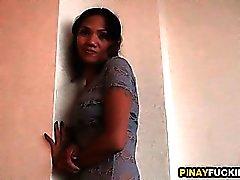 Fine de Philippine la prostituée une pipe Sensual