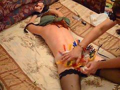 Lana elektro ve kelepçe işkencesi