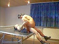 baise la table tennis de - allemand - MSC