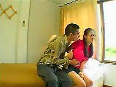 Thai teinityttöjä