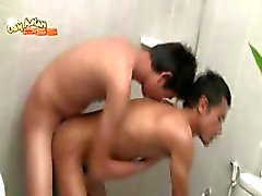 Gay asiatiska Piss 17
