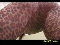 FetishNetwork di Karlie a caldo pantyhose spettacolo
