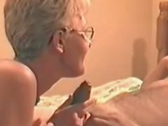 happy times for Swingers Granny in a hotel