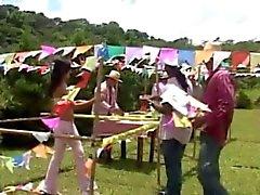Brasilianischen Dp Fest