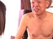 NSPS 269 MusumeHara Chigusa y abuelo ¡Ámelo!