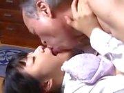 NSPS 269 MusumeHara Chigusa et grand-père, aimez-le!