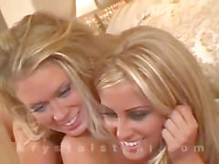 Jenna Jameson au même et Krystal de Steele fille de on Girl