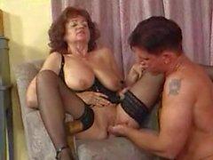 Femme Mature et guy - 28