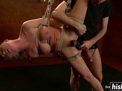 Madison Scott est un grand fan de BDSM