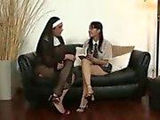 shemale nuns girl