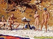 grup sürme horoz Beach amatör babes