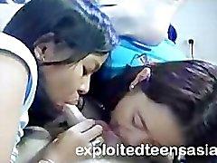 Filipinas adolescente de Las lesbianas Go Por continuación Ingresó En Tres sexual