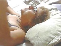 Joanne 56 Etats-Unis avec son mari slutwife cuck