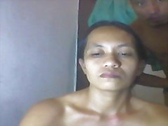 do Filipina shanell mom danatil playing nua com torneira