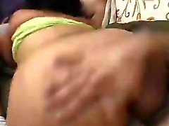 plump indian babe loves huge swollen cock