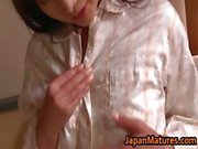 Chisa Kirishima Asian mature part2