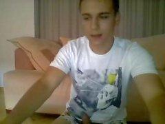 Serbian Cute Gay Boy With Big Ass On Doggie,Nice Cock On Cam