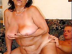Maduro las señoras atractivas de Diapos