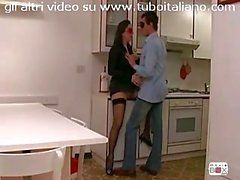 Una coppia porca Italian nasty couple