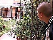 Japanilainen Wife viettelevät naapurin pojille 1 ( MrBonham )