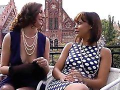 Британские зрелые аппликатура с лесбиянка