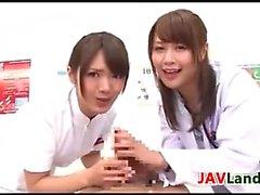 Kinky Japonca Hemşire Ve Doktor POV