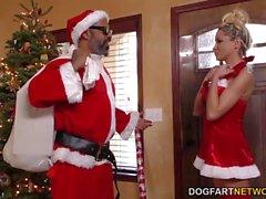 Bad Santa Shane Diesel fout de Tanner de Mayes