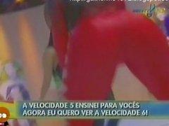 Fünf - Melancia nicht extrem Pop de vermelho reiz mittelfristigen Ziels gostosa