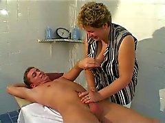 Volwassen BBW Massage