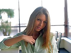 Nubile Films - Stunning Ebbi cums for you