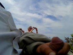 diye fotoğraf çekmenizi a büyükanne dickflash
