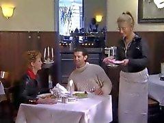 Diversão no Restaurante