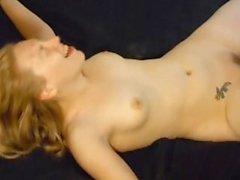Extreme Tied Down Orgasms w/ Celebrator (part 2/2)