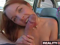 Taxi réel Spycam Sex: Redhead Amarna Miller Gets Filthy avec Future Sugar Daddy