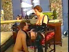 Señora domina la esclavo de