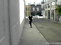 A smooth, straight looking dude proves he can ride a fat