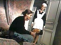 Fuga från Albanien av M. Salieri med Karen Lancaume och Monica Roccaforte