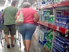 Gilf Jean Pantolonlar Booty Azz