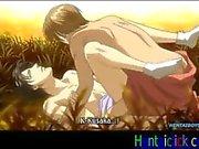 Animen par kissed och Analys körd